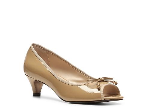 Pantofi Adrienne Vittadini - Concorde Pump - Taupe