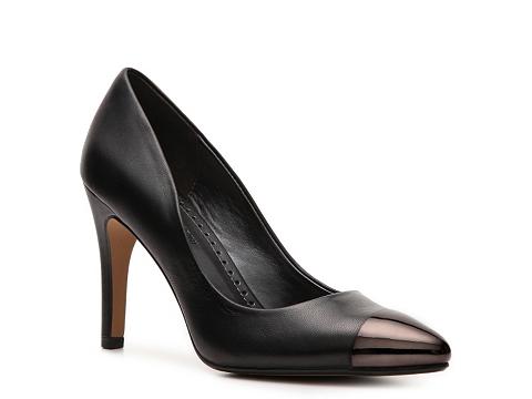 Pantofi Adrienne Vittadini - Canby Pump - Black