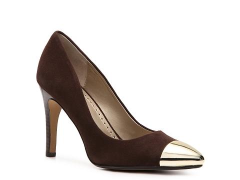 Pantofi Adrienne Vittadini - Canby Pump - Brown