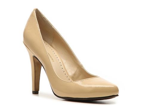Pantofi Adrienne Vittadini - Monique Patent Pump - Beige