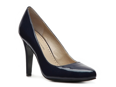Pantofi Adrienne Vittadini - Monique Patent Pump - Deep Blue