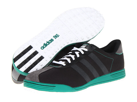 Adidasi adidas - Adicross ll Mesh - Black/Dark Silver Metallic/Twilight Green