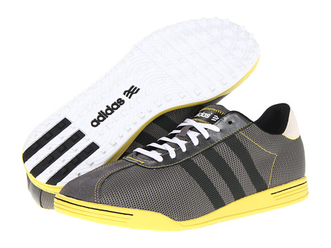Adidasi adidas - Adicross ll Mesh - Dark Silver Metallic/Dark Iron/Vivid Yellow