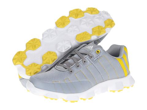 Adidasi adidas - Crossflex - Chrome/Vivid Yellow/Running White