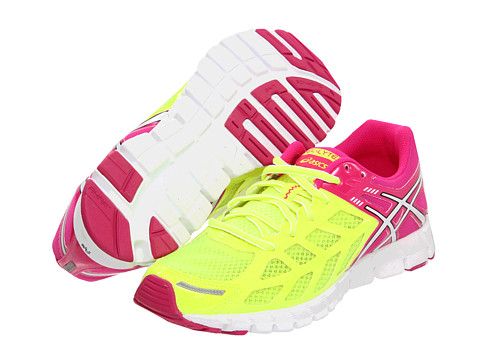 Adidasi ASICS - GEL-Lyte33â⢠- Neon Yellow/White/Hot Pink