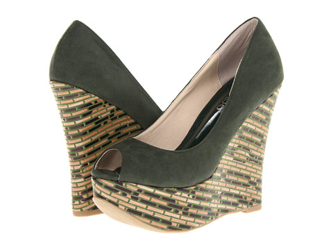 Pantofi 2 Lips Too - Too Demand - Green