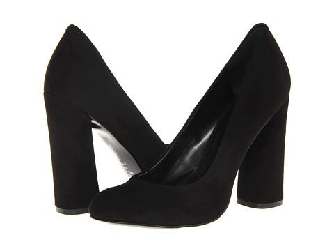 Pantofi Nine West - Miracl - Black Suede