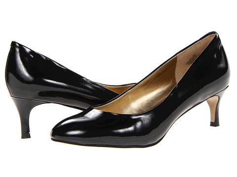 Pantofi Nine West - Sonia - Black Synthetic