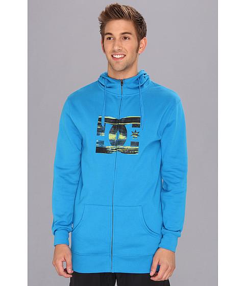 Bluze DC - Star Snow Full-Zip Hoodie - Blue Jay