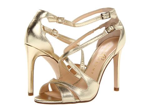 Pantofi Ivanka Trump - Helice - Gold Leather