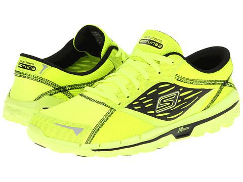 Adidasi SKECHERS - GOrun 2 - Lime/Black