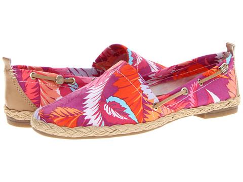 Balerini Tommy Hilfiger - Feriel - Surf Palm Print Fabric