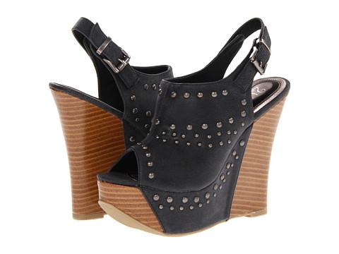 Pantofi 2 Lips Too - Too Corrupt - Black