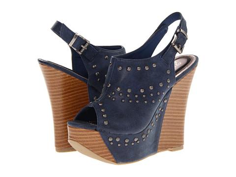 Pantofi 2 Lips Too - Too Corrupt - Blue
