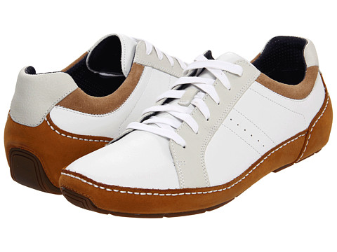 Adidasi Cole Haan - Air Mitchell Oxford - White/Oak