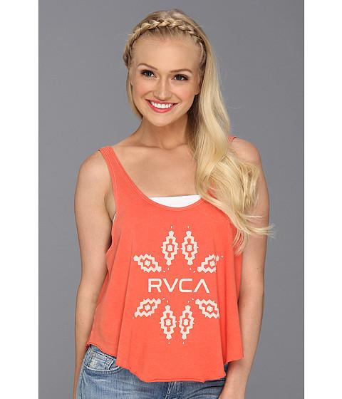 Bluze RVCA - Prairie Tank - Blood Orange