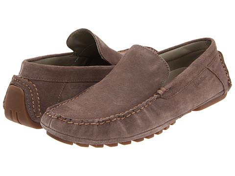 Pantofi Calvin Klein - Deauville - Pewter Suede