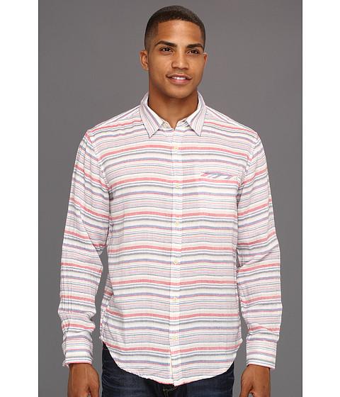 Bluze Lucky Brand - Beach Cruiser Shirt - Multi Stripe