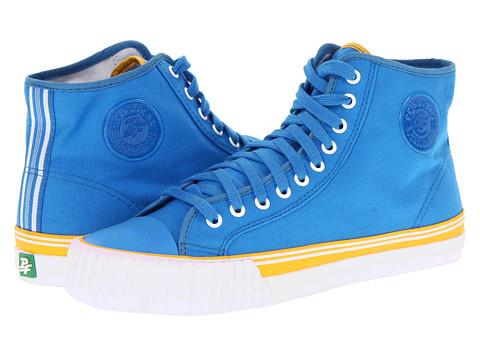 Adidasi PF Flyers - Center Hi - Blue/Yellow