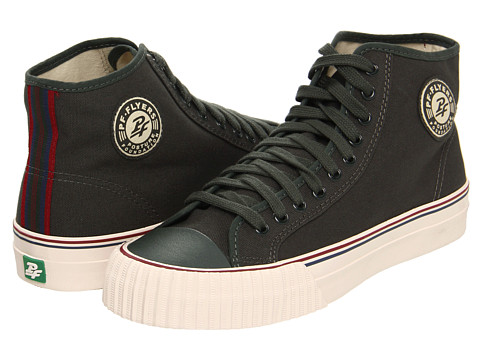 Adidasi PF Flyers - Center Hi - Forest Green 2