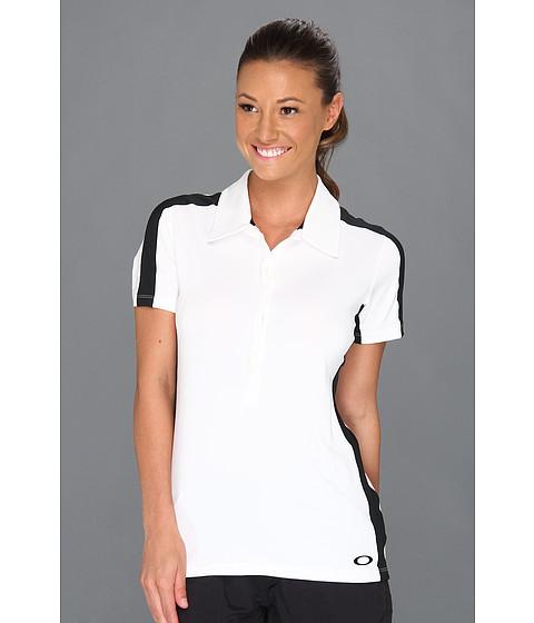 Tricouri Oakley - Bowtie Polo Shirt - White