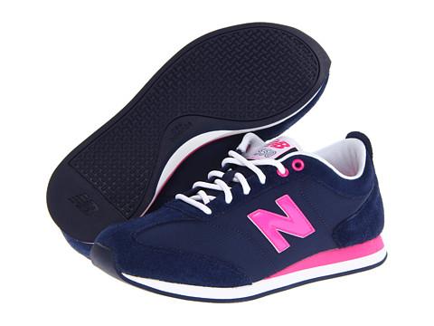 Adidasi New Balance - WL550 - Blue/Pink