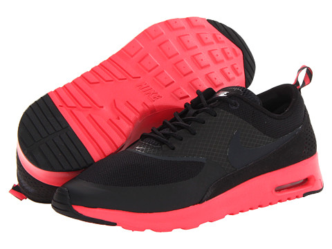 Adidasi Nike - Air Max Thea - Black/Fusion Red/Anthracite