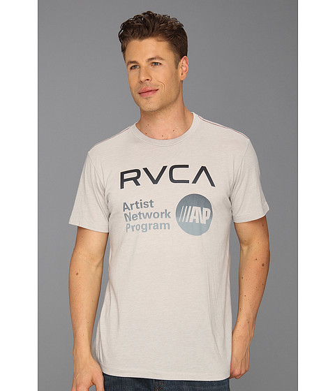Tricouri RVCA - ANP Tee - Cool Grey