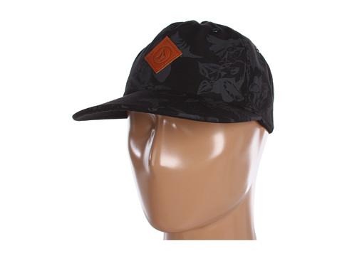 Sepci Volcom - Shroom Adjustable Hat - Black Combo