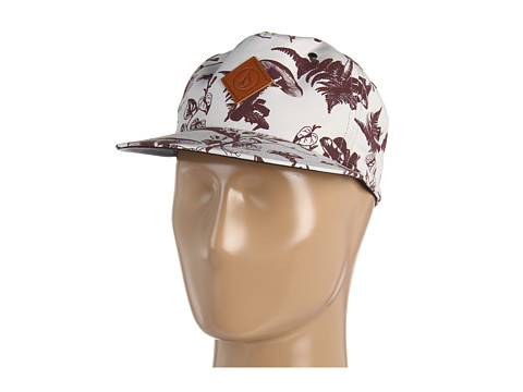 Sepci Volcom - Shroom Adjustable Hat - Off White