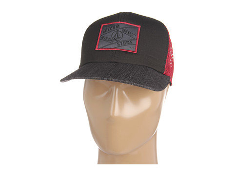 Sepci Volcom - Square Patch Hat - Black