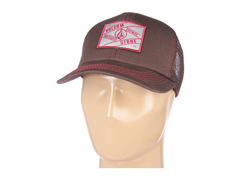 Sepci Volcom - Square Patch Hat - Brown