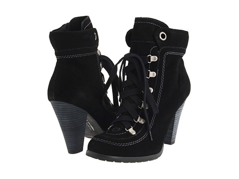 Pantofi Chinese Laundry - Fearsome - Black Suede
