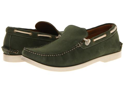 Pantofi Lumiani - Watson - Olive Leather