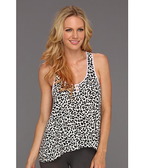 Bluze Juicy Couture - Boudoir Leopard Tank Top - Angel Boudoir Leopard