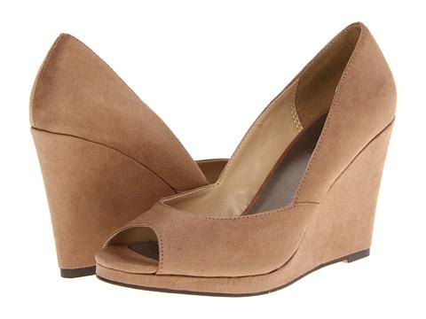 Pantofi Michael Antonio - Amara - Suede - Nude