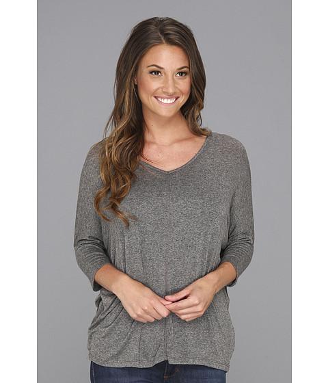 Bluze Culture Phit - Ash Knit Top - Grey
