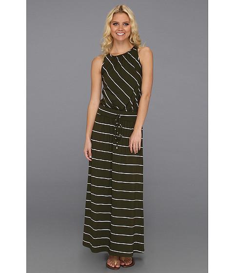 Rochii Michael Stars - Harlow Stripe Maxi Dress - Vintage