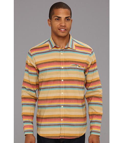 Bluze Lucky Brand - Humbolt Stripe Shirt - Multi