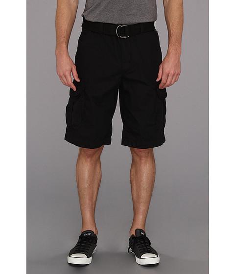 Pantaloni ECKO - Poplin Cargo Short - Black