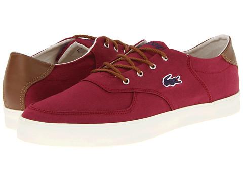 Adidasi Lacoste - Glendon 2 - Red