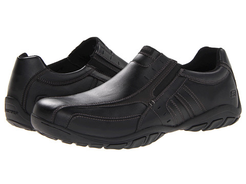 Adidasi SKECHERS - Dixon - Lamar - Black