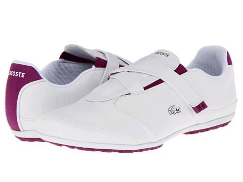 Adidasi Lacoste - Bedelia COR - White/Purple