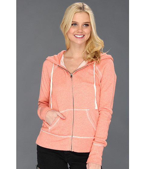 Bluze Rip Curl - Surf Originals Zip Up Hoodie - Nectarine