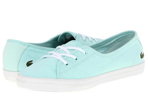 Adidasi Lacoste - Ziane Chunky CAM - Light Turquoise/Turquoise