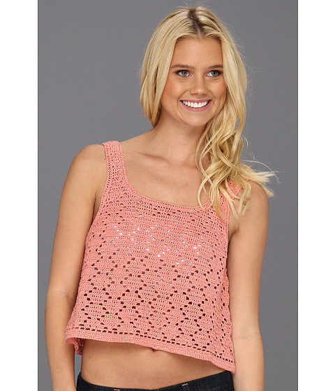 Tricouri Roxy - Look and See Tank - Neon Coral