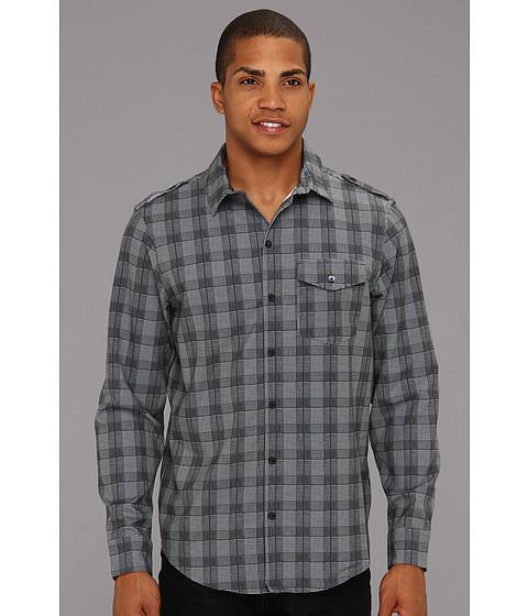 Bluze Hurley - Phantom Phaser L/S Woven Shirt - Network Grey