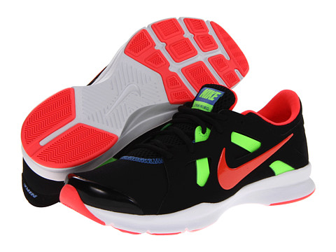 Adidasi Nike - In-Season TR 3 - Black/Flash Lime/Distance Blue/Atomic Red