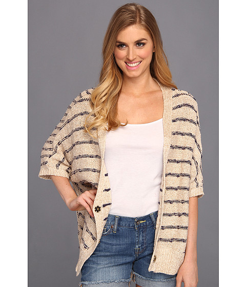 Bluze Free People - Rabbit In The Moon Cardi - Vanilla Combo