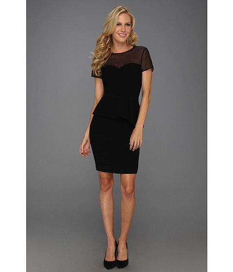 Rochii Elie Tahari - Carol Dress - Black